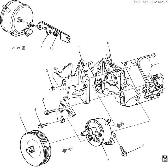 serp belt shredding  power steering  - page 2